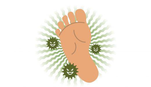 足の臭い、体臭、口臭でお悩みの方必見!おすすめ対策法