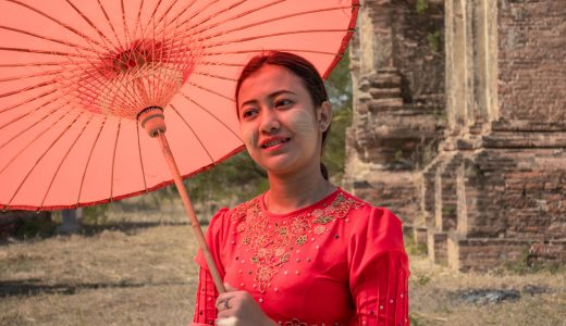 ミャンマーの生活に欠かせない!「タナカ」とは何かを紹介