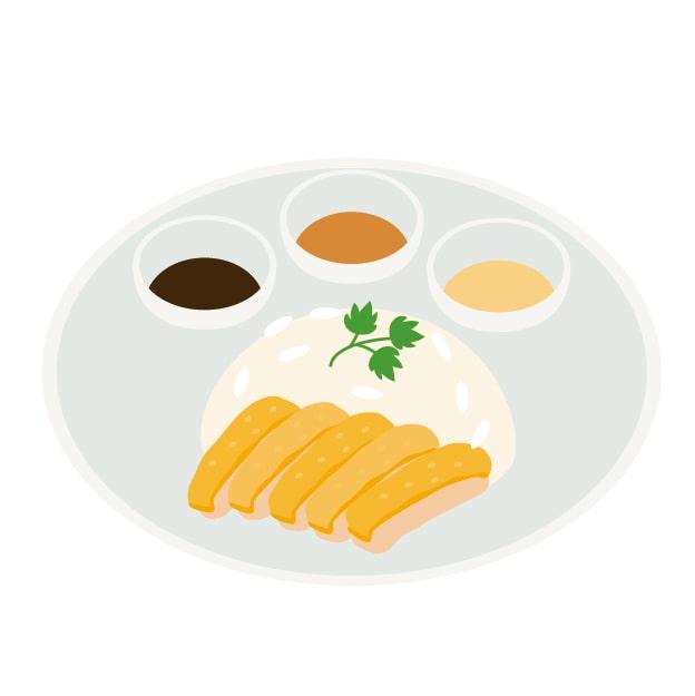 シンガポール 食べ物
