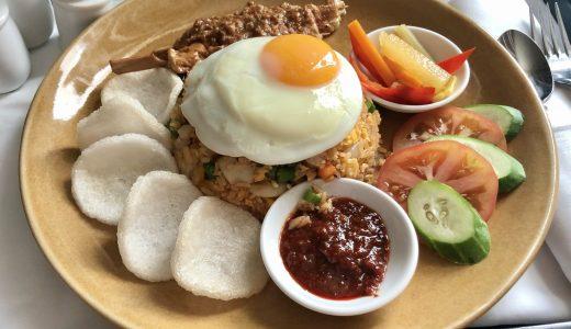 人気のリゾートインドネシア!現地でぜひ堪能したい食べ物とは