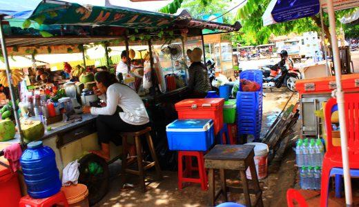 カンボジアの生活に欠かせないマーケット!ぜひ足を運びたい5カ所